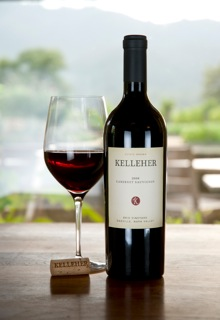 "Our 2006 Kelleher ""Brix Vineyard"" Cabernet Sauvignon received a GOLD medal."