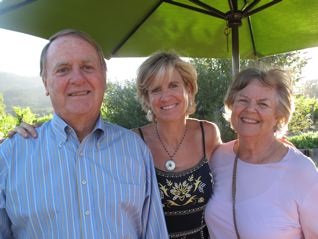 Don and Donna Kelleher and Valerie Kelleher Herzog