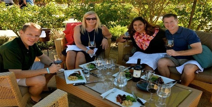 Tasting and Experiencing Kelleher Family Vineyards