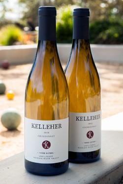 """2013 Kelleher """"Three Sisters"""" Chardonnay"""